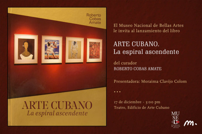 Maestros Cubanos en Bellas Artes